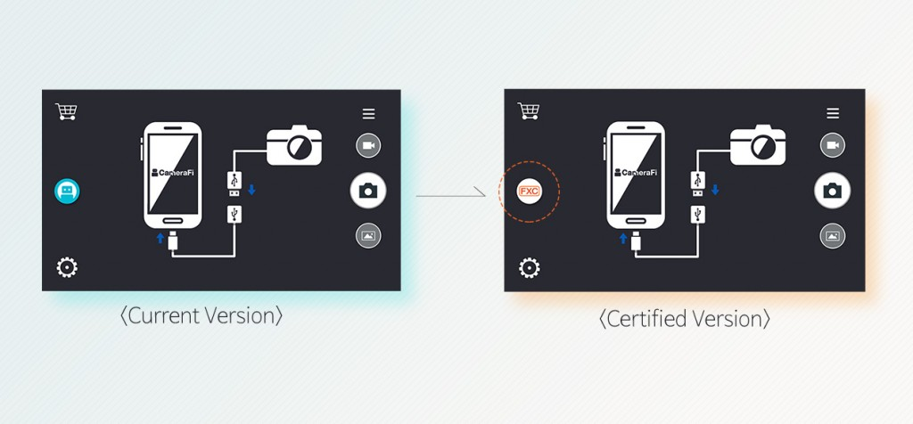 provide the device's own icon